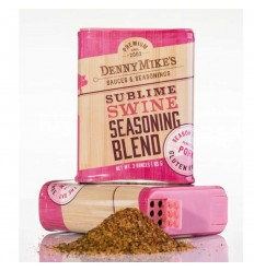 Denny Mike's Sublime Swine Pork Seasoning Blend, 85 g