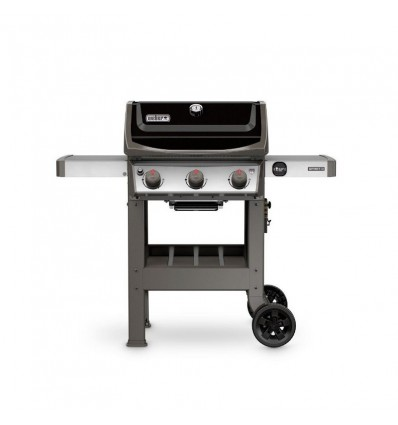 Barbecue a Gas Spirit II E-310 Black Weber 45010129