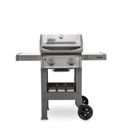 Barbecue a Gas Spirit II E-210 Black Weber 44010129