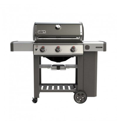 Barbecue Weber a Gas Genesis II E-310 Smoke Grey GBS 61051129