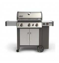 Barbecue Weber a Gas Genesis II SP-335 Inox GBS 61006129