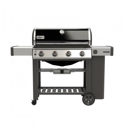 Barbecue Weber a Gas Genesis II E-410 Black GBS 62011129
