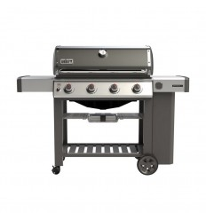 Barbecue Weber a Gas Genesis II E-410 Smoke Grey GBS 62051129