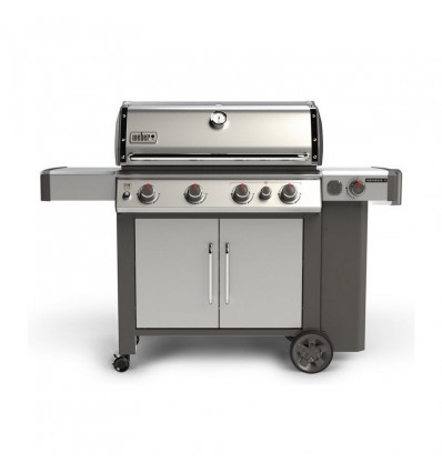 Barbecue Weber a Gas Genesis II SP-435 Inox GBS 62006129