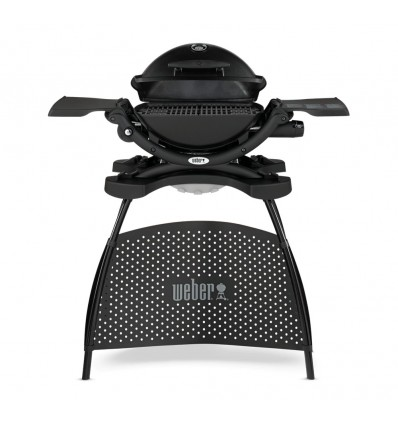 Weber Q 1200 Stand, Black with differentiation 51012453