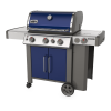 Barbecue a gas Genesis® II EP-335 GBS Deep Ocean Blue
