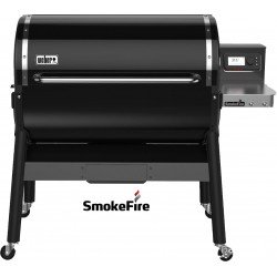 Smokefire il barbecue a pellet